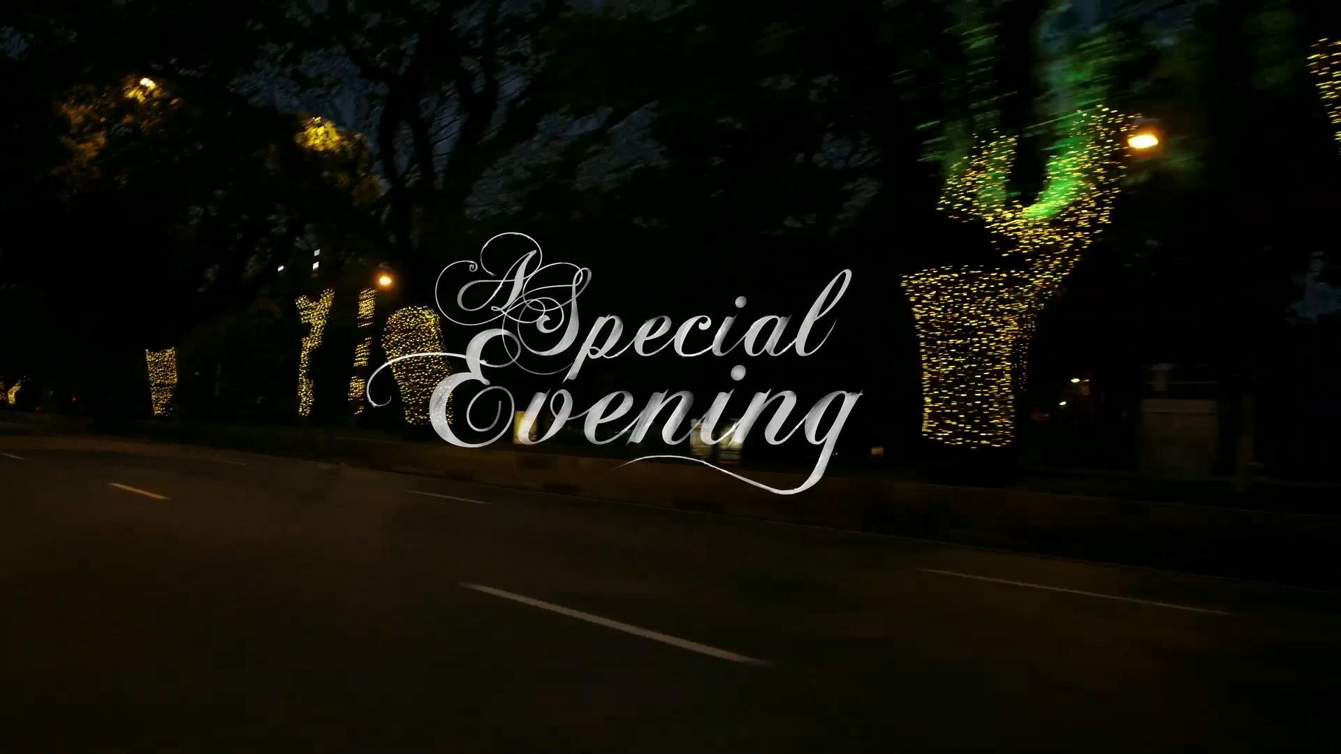 A Special Evening